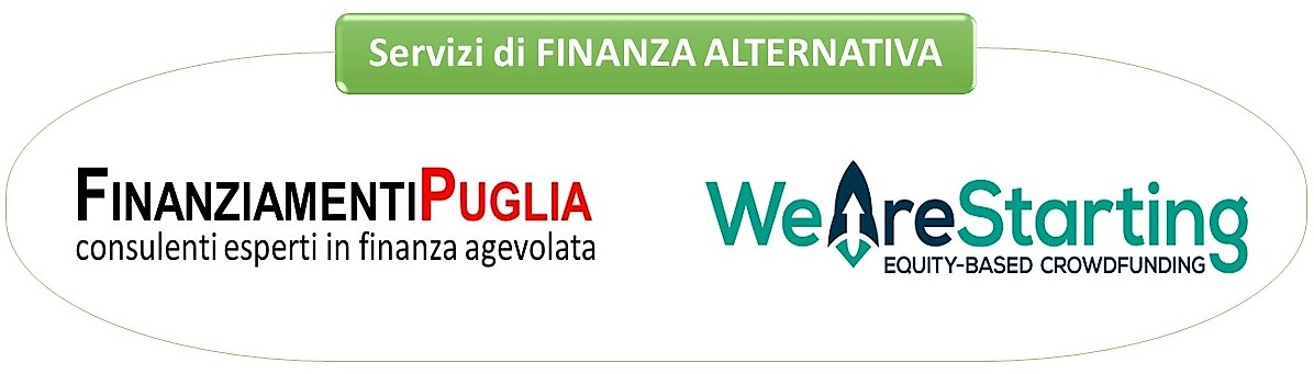 Partnership finanziamentipuglia e wearestarting su equity crowdfunding
